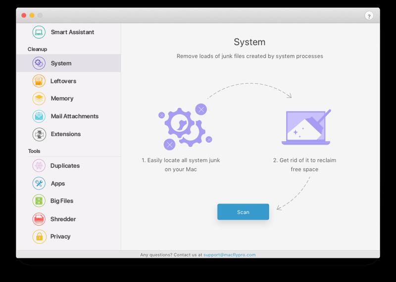 Improve Mac Performance | MacFly Pro
