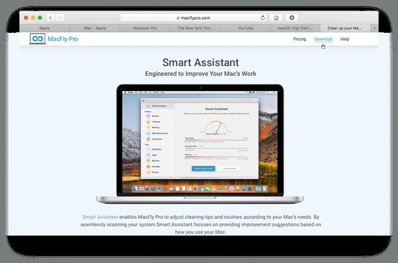 Mac Running Slow Internet | MacFly Pro