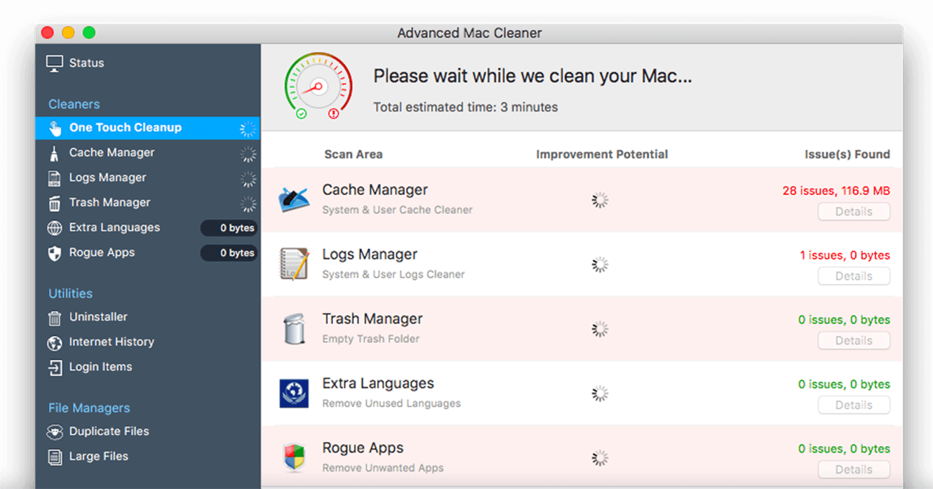 review advanced mac cleaner