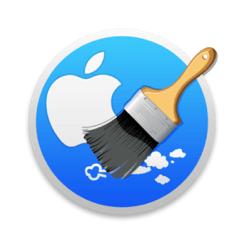 advanced mac cleaner logo