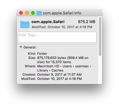Clearing Cache on Mac - The How-to Guide | MacFly Pro