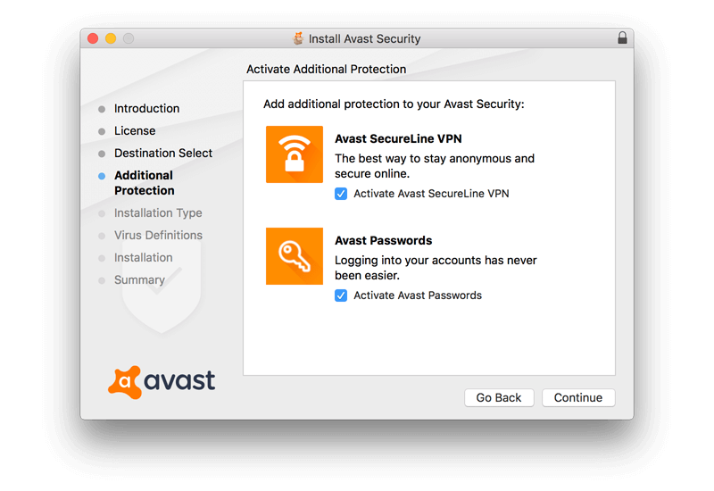 should i use avast passwords