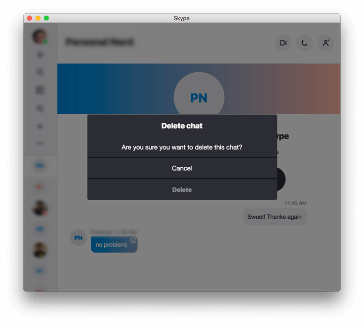 How to Uninstall Skype on Mac | MacFly Pro